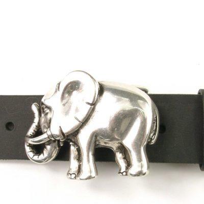 cinturon hebilla elefante
