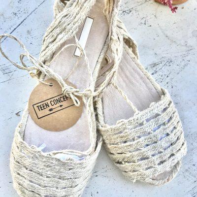 Calzado Balear tradicional | Ibicencas | Porqueras | Avarcas | Alpargatas