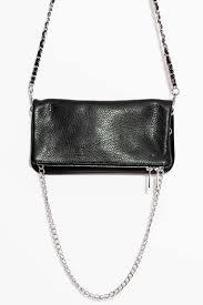 bolso doble cadena